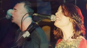 Those Nervous Animals - Gallery - Barry and Susan - The Mission Sessions #myfriendjohn