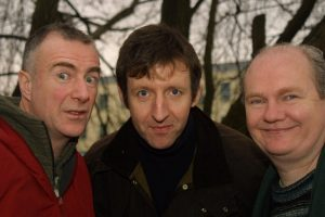 Those Nervous Animals - Gallery - Noel Kennedy - The Mission Sessions #myfriendjohn