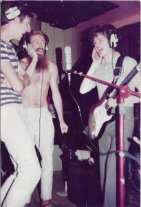 Those Nervous Animals - Gallery The Outsider - The Mission Sessions #myfriendjohn