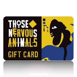 Those Nervous Animals - Gift Card