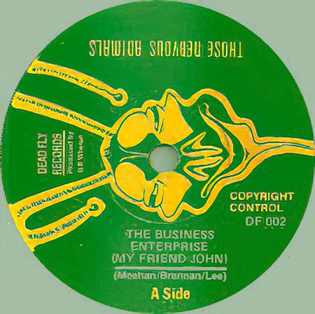 Label Design by Barry Brennan
